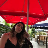 Photo taken at Cleo South Beach by Sezin S. on 7/18/2017