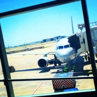 Photo taken at Gate C31 by Eric M. on 7/27/2014