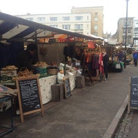 Photo taken at Cambridge Market by Caity R. on 2/3/2013