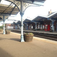 Photo taken at Platform 2 by Caity R. on 5/4/2013