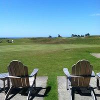 Photo taken at Bandon Dunes Golf Resort by Samantha H. on 5/1/2013