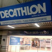 Foto tirada no(a) Decathlon por Vinícius A. em 12/29/2012