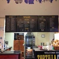 Photo taken at Tortilla Cafe by Eddie W. on 10/20/2012