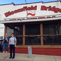 Photo taken at Bloomfield Bridge Tavern by Eddie W. on 7/1/2016