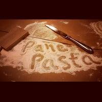 Photo taken at Pasta Pane Rustic Italian Bistro by Iz F. on 1/10/2015