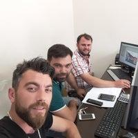 Photo taken at Stüdyo Vizyon by İlker B. on 6/19/2017