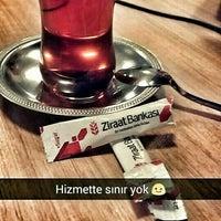 Photo taken at Ziraat Bankası by Cansu H. on 1/18/2016