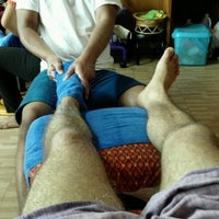Photo taken at SONG PEE NONG MASSAGE by Özgür A. on 8/11/2016