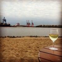 Das Foto wurde bei Strandperle von David A. am 5/2/2013 aufgenommen