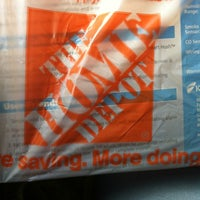 Photo taken at The Home Depot by zZxYz on 10/18/2012