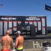 Photo taken at ASP Hurley Pro @ Trestles by Lucas S. on 9/16/2014