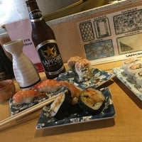 Photo taken at Floating Sushi Boat by Mike Y. on 2/13/2017