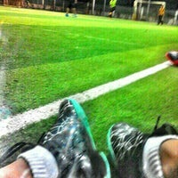 Photo taken at Futsal Masterscaff by Achad ♠. on 11/15/2015