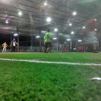 Photo taken at Futsal Masterscaff by Achad ♠. on 11/16/2015
