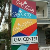 Photo taken at Gm center by Alper Y. on 2/21/2013