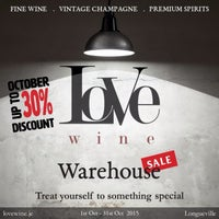 Photo taken at Love Wine by Will B. on 10/20/2015
