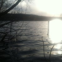 Photo taken at Carr Pond by Jay S. on 4/4/2013