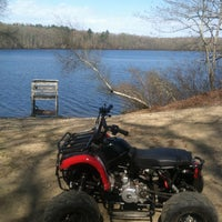 Photo taken at Carr Pond by Jay S. on 5/2/2013