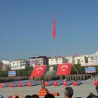 Photo taken at 1.Piyade Eğt. Tugay Komutanlığı Karargâh Bölüğü by Erhan S. on 9/5/2014