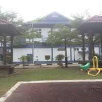 Photo taken at Balai Polis Bukit Jenun by Nurul A. on 12/6/2015