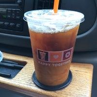 Photo taken at Dunkin Donuts by Nikki B. on 7/22/2014