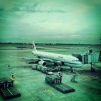 Photo taken at Taiwan Taoyuan International Airport (TPE) by Arthur L. on 7/19/2013