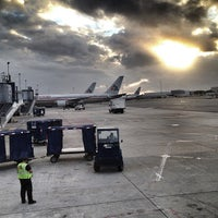 Photo taken at Terminal 8 by E3Neenz on 9/20/2012