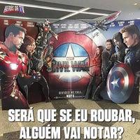 Photo taken at Marvel Superhero Island Arcade by França S. on 4/8/2016