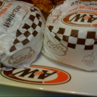 Photo taken at A&W by Ike Melani A. on 1/29/2013