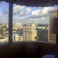 Photo taken at Renaissance Long Beach Hotel by Gabe M. on 3/8/2013