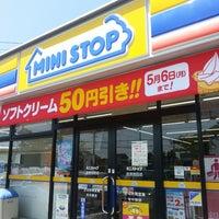 Photo taken at Ministop by Tsuyoshi S. on 5/5/2013