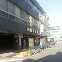 Photo taken at Yūtenji Station (TY04) by Tsuyoshi S. on 3/16/2013