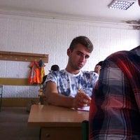 Photo taken at МIФ(Факультет математики та iнформатики ПНУ iм. В.Стефаника) by Євген О. on 9/11/2015