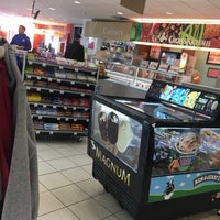 Photo taken at Total by Brent H. on 5/10/2017