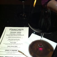Photo taken at Stanford's Restaurant by Bella R. on 12/25/2012