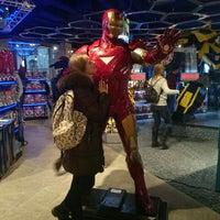 Снимок сделан в Центральный детский магазин пользователем Daria T. 12/19/2015