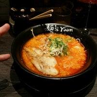 Photo taken at 麺's room 神虎 なんば店 by しょーき on 1/21/2017