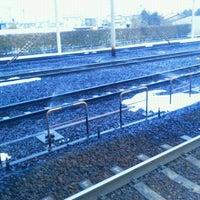 Photo taken at Higashi-Kanazawa Station by ナイトホーク へ(ё)へ f. on 1/29/2013