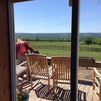 Photo taken at Bagley's Poplar Ridge Vineyards by Jordan R. on 6/6/2015