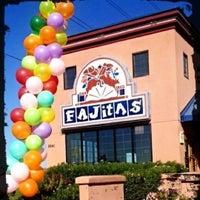Photo taken at Fajitas: A Sizzlin' Celebration by Michael S. on 10/20/2012