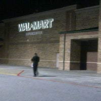 Photo taken at Walmart Supercenter by Anshul S. on 1/9/2013