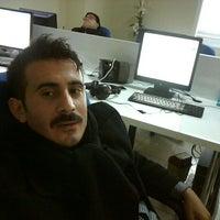 Photo taken at İhlas Haber Ajansı Gaziantep Bölge Müdürlüğü by Halil D. on 1/21/2016