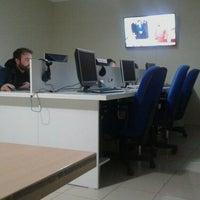 Photo taken at İhlas Haber Ajansı Gaziantep Bölge Müdürlüğü by Halil D. on 1/1/2016