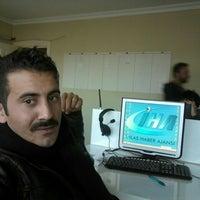 Photo taken at İhlas Haber Ajansı Gaziantep Bölge Müdürlüğü by Halil D. on 1/29/2016