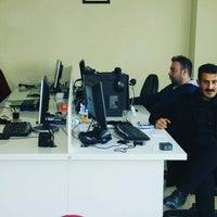Photo taken at İhlas Haber Ajansı Gaziantep Bölge Müdürlüğü by Halil D. on 12/6/2015