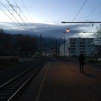 Photo taken at Bahnhof Lochau-Hörbranz by Brandon C. on 11/8/2016
