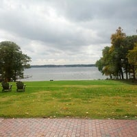 Photo taken at Pokagon State Park by Morgane L. on 10/7/2012
