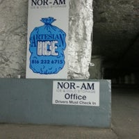 ... Photo taken at Nor-Am Ice and cold storage by Phil W. on 7 & Nor-Am Ice and cold storage - Northland - Kansas City MO