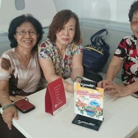 Photo taken at Agantea Lotte Mart Taman Surya by Mee V. on 7/24/2015