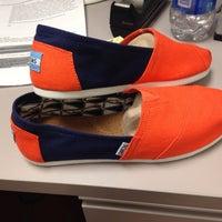 Photo taken at J. Michael Shoes by Amanda W. on 3/19/2014